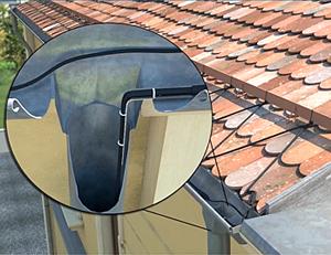 Защита крыш от сосулек