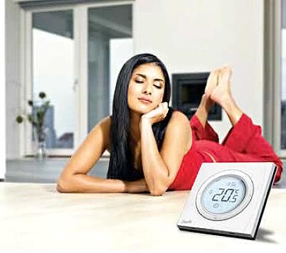Терморегулятор Danfoss ECtemp™ Next Plus